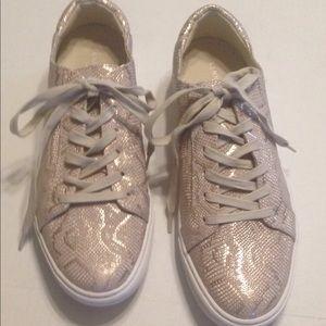 Kenneth Cole Shoes. NIB Leather Snake Print Sz 10